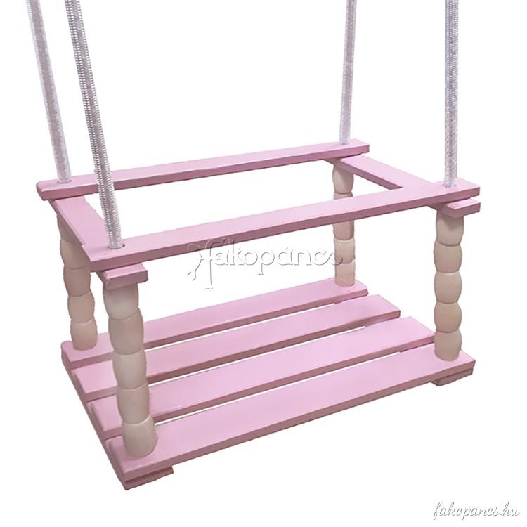 Rózsaszín hinta