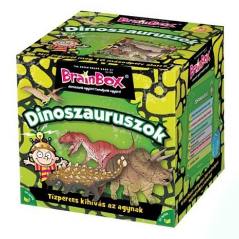 BrainBox-Dinoszauruszok-Társasjáték