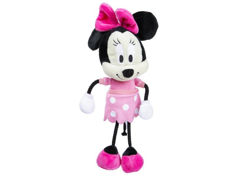 Minnie egér bébi plüssfigura - 23 cm