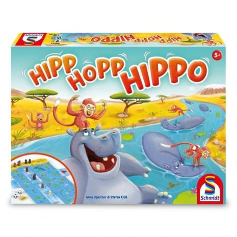 Hipp Hopp Hippo társasjáték