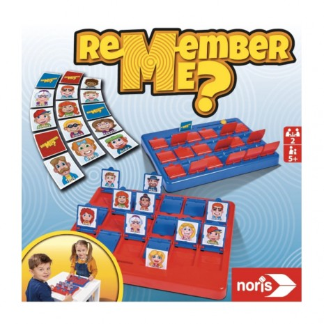 Remember Me? Emlékszel rám? társasjáték