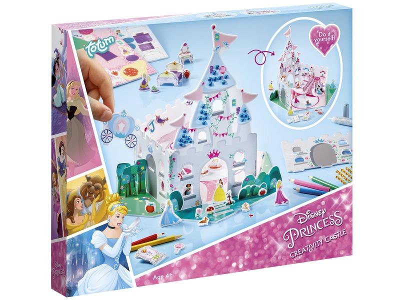 Disney hercegnõk kastély készlet