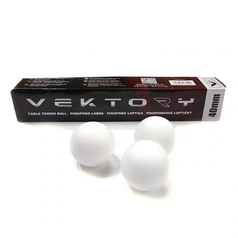 Vektory pingpong labda(6 db-os)