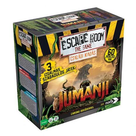 Escape Room Jumanji társasjáték