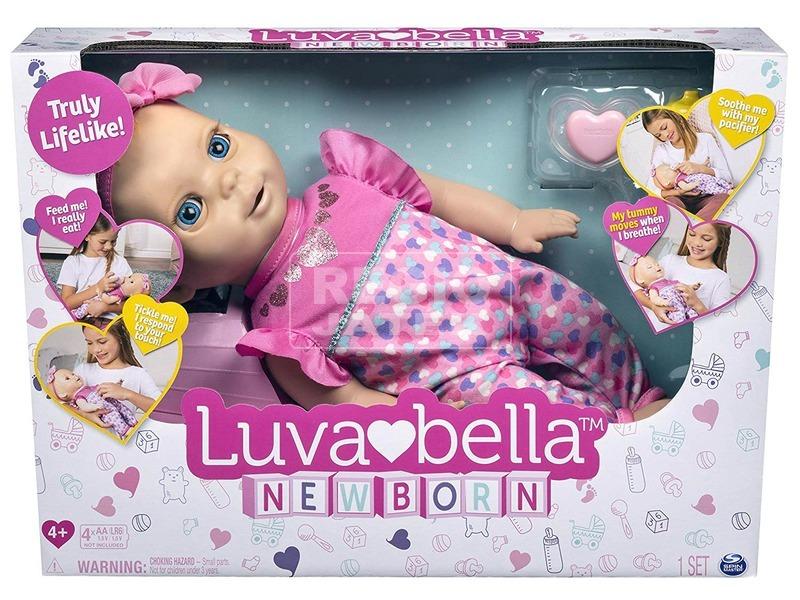 Luvabella Interaktív baba