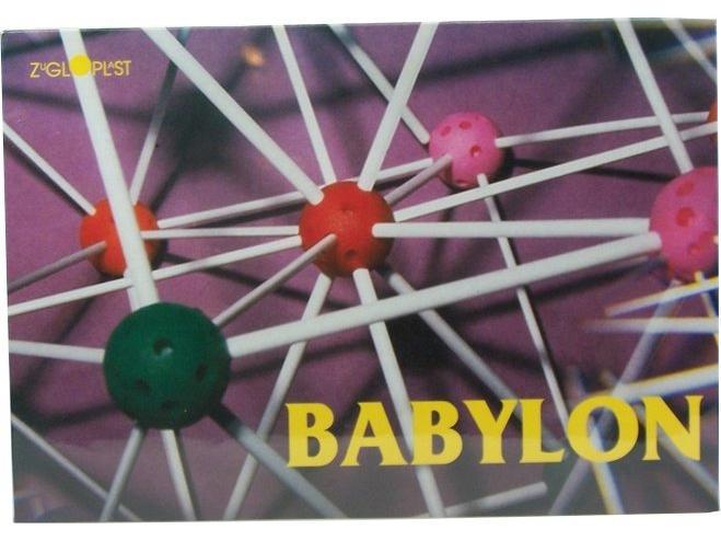 Babylon építõjáték