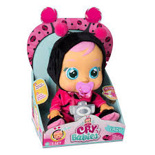 Cry Babies Lady baba - 23 cm
